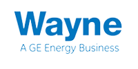 Wayne - A GE Energy Business Logo
